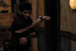 A still from 2012 action film The Raid
