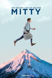 Poster for 2013 dramedy The Secret Life of Walter Mitty