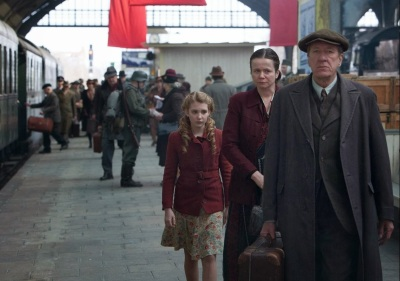 Geoffrey Rush stars in The Book Thief