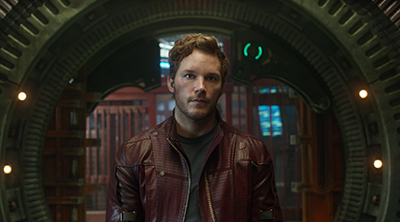 Guardians of the Galaxy was the biggest film of the summer at the US box office