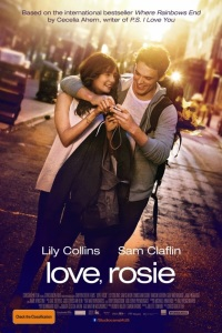 Poster for 2014 romcom Love, Rosie