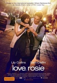 Poster for 2014 romcom Love, Rosie
