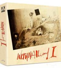 Cover art for the 2014 Arrow Films Blu-ray release of Withnail & I