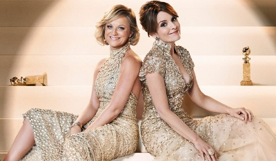 Tina Fey and Amy Poehler will return to present the Golden Globes 2015