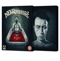 Cover art for the 2014 Arrow Films Blu-ray release of Nekromantik