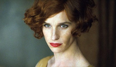 Eddie Redmayne stars as a trans woman in The Danish Girl