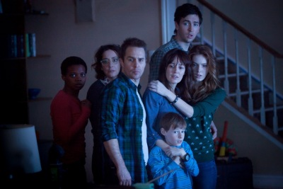 Sam Rockwell stars in a remake of classic horror film Poltergeist