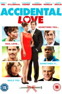 Cover art for the 2015 Arrow Films DVD release of Accidental Love