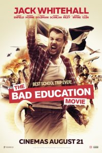 Poster for 2015 TV adaptation The Bad Education Movie