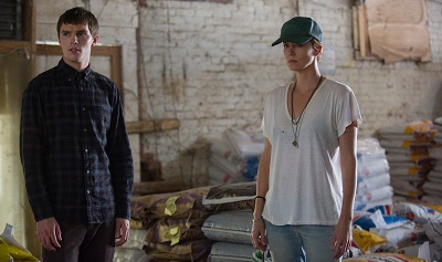 Charlize Theron and Nicholas Hoult star in crime thriller Dark Places